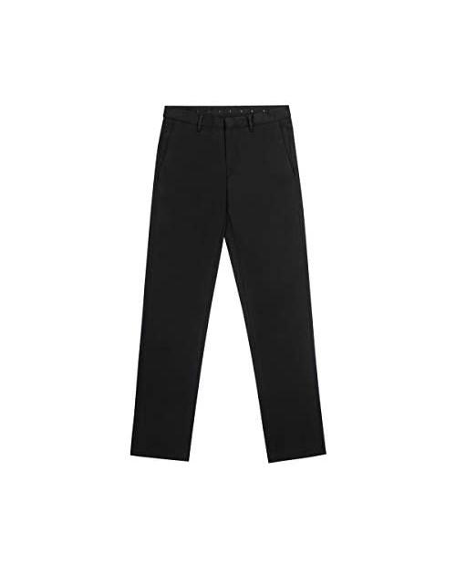 Ministry of Supply Slim-Fit Men's Kinetic Pant 4 Way Stretch Wrinkle Free Performance Pants Slim Fitting