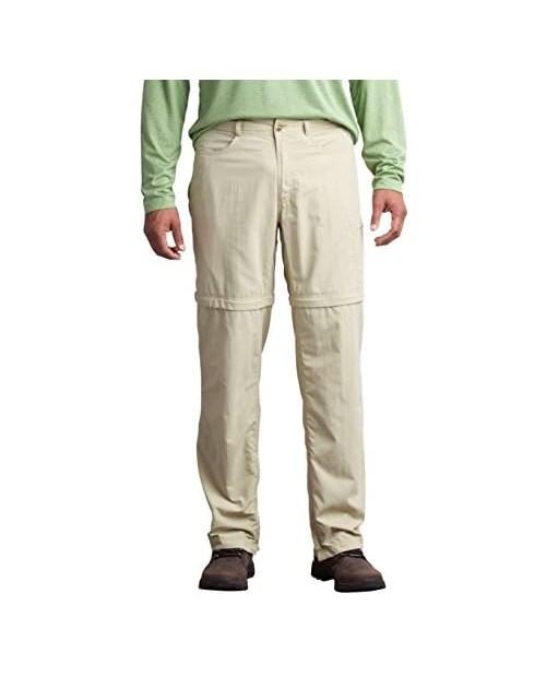 ExOfficio Mens BugsAway Sol Cool Ampario Convertible Pant - Short