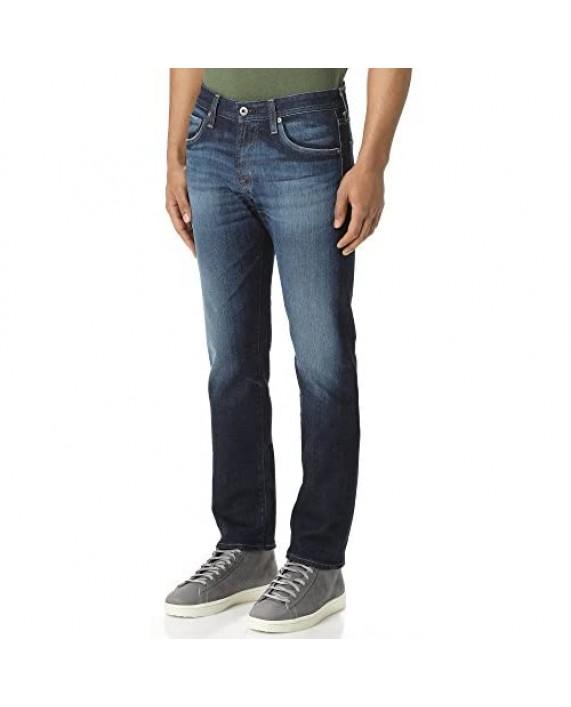 AG Adriano Goldschmied Men's Matchbox Slim Fit Straight Leg Jean