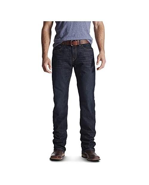 ARIAT Rebar M4 Low Rise Durastretch Boot Cut Men's Work Jeans