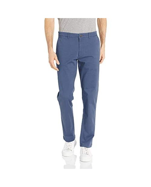 Brand - Goodthreads Men's Slim-Fit Washed Stretch Chino Pant