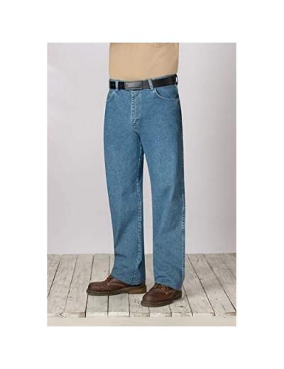Bulwark FR Men's Flame Resistant Cotton Loose Fit Denim Jean