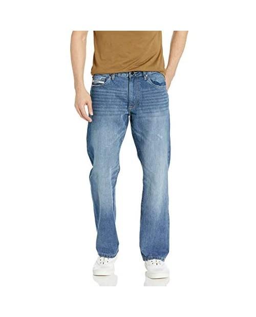 Ecko Unltd. Men's Relaxed Straight Jean