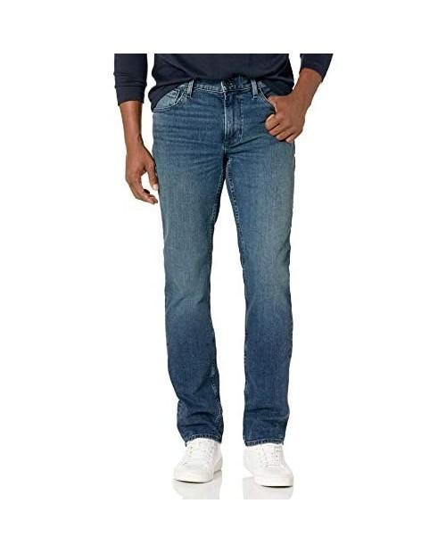 HUDSON Men's Byron Straight Leg Jean