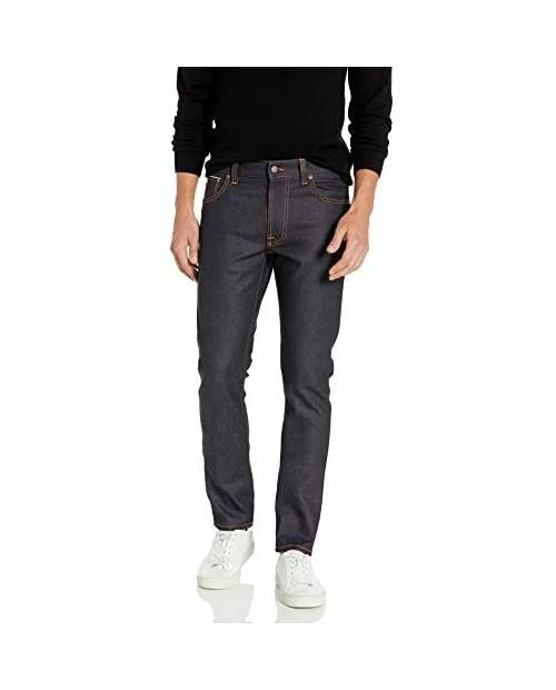 Nudie Jeans Men's Lean Dean Jean In Dry Japan Selvage