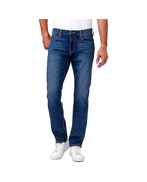 PAIGE Men's Federal Slim Straight Fit Jean