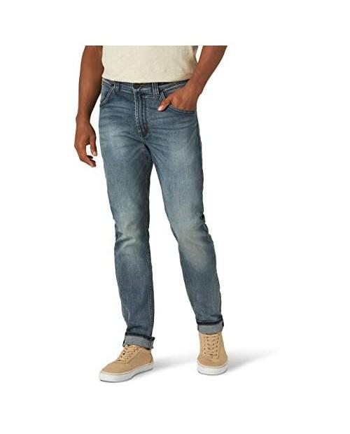 Wrangler Men's Ultra Flex Regular Fit Tapered Jean