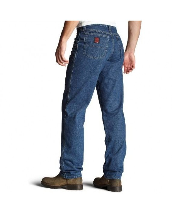 Wrangler Riggs Workwear Men's Relaxed Fit Jean