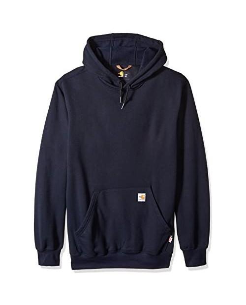 Carhartt Men's Big and Tall Big & Tall Flame Resistant Heavyweight Hooded Sweatshirt