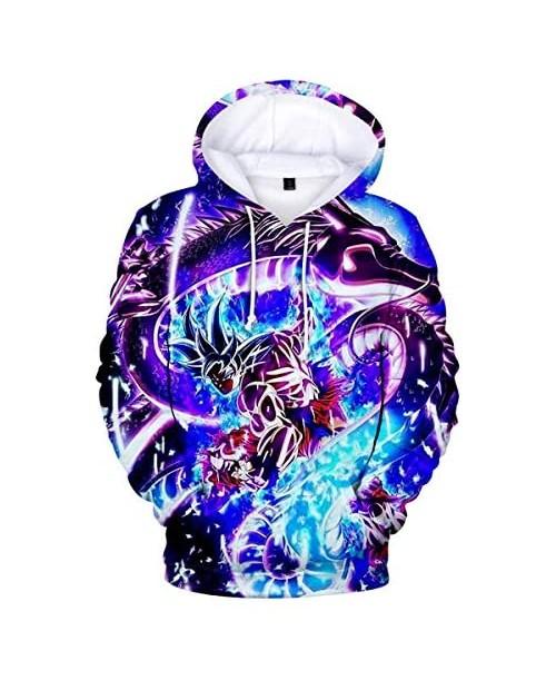 Womens Mens Hoodie 3D Graphic Print Hooded Sweatshirts Unisex Pullover Creative Pattern