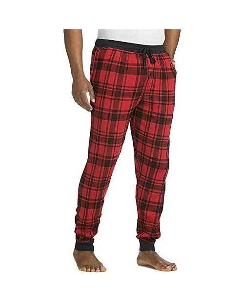 Hanes Men's Waffle Knit Jogger Pant