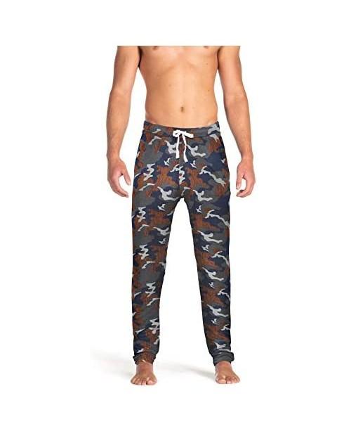 Saxx Men's Underwear Snooze Lounge Ankle Length PJ Pants – Men's Sleep and Lounge Wear Fall 2020