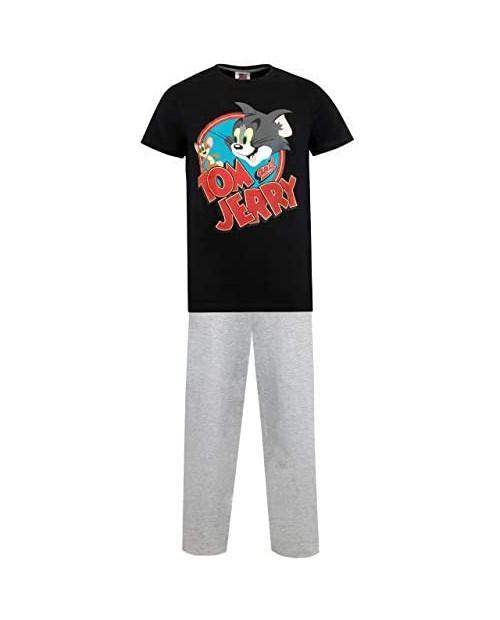TOM and JERRY Mens Pajamas