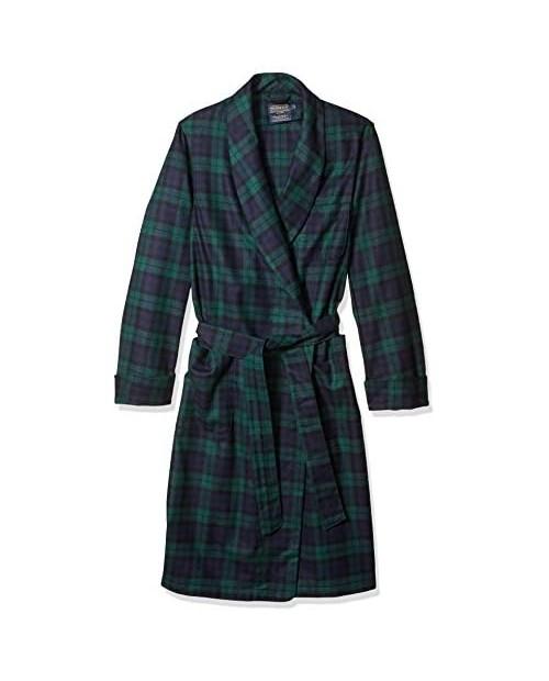 Pendleton mens Merino Wool Lounge Robe
