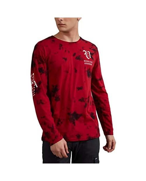 Gochange Men's Long Sleeve T-Shirts Graphic Cotton Casual