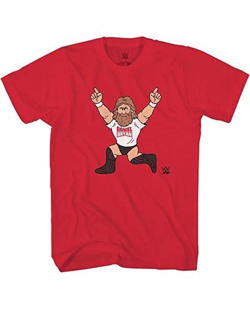 WWE Superstar Daniel Bryan Shirt - Yes Yes Yes World Wrestling Champion T-Shirt