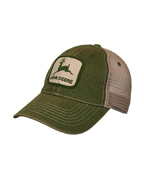 John Deere HAT Green Green/Ivory One Size