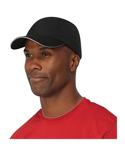 TrailHeads Race Day Performance Running Hat   The Lightweight Quick Dry Sport Cap for Men
