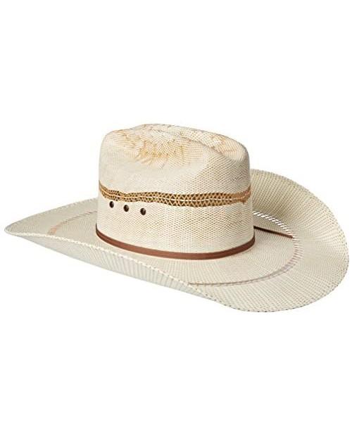 ARIAT Men's 2-Tone Bangora Open Brim Cowboy Hat