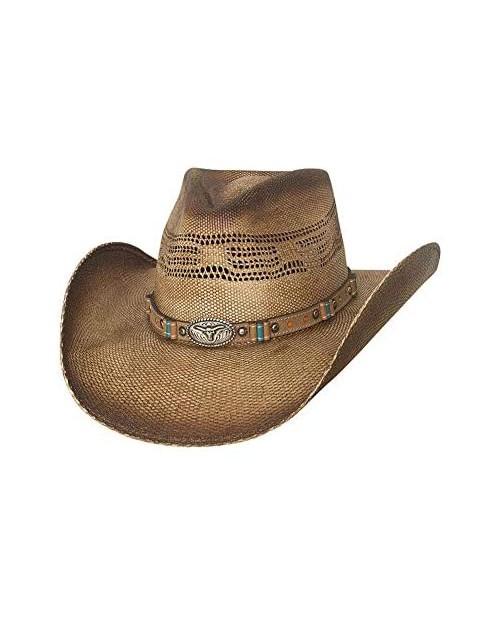 Bullhide Craving You - Straw Cowboy Hat