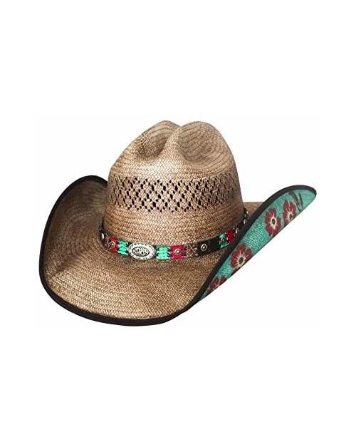 Bullhide Too Good Straw Cowboy Hat - 2917