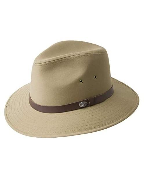 Bailey of Hollywood Men's Dalton Fedora Trilby Hat
