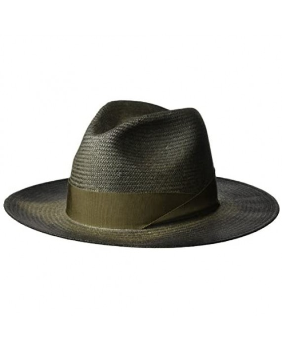 Bailey of Hollywood Men's Maddow Fedora Trilby Hat