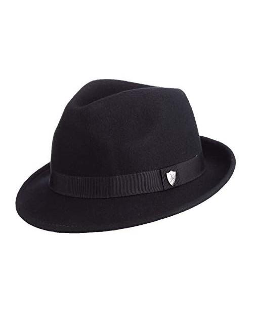Dorfman Pacific Men's Wool Felt Hat