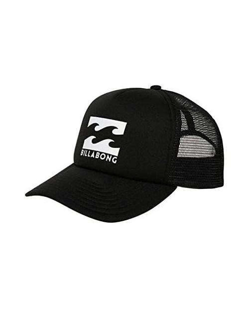 Billabong Men's Classic Adjustable Mesh Back Trucker Hat