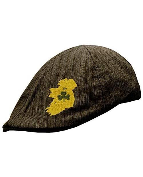 Celtic Clothing Company Irish Golf Hat Jeff Cap Style Lucky Irish Hat One Size Fits Most.