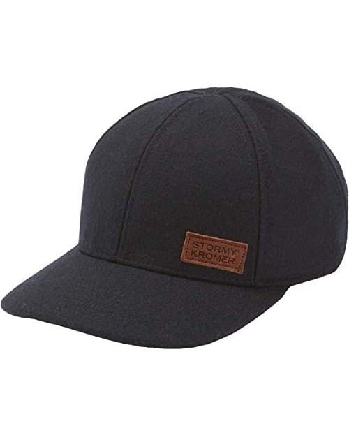 Stormy Kromer The Adjustable Curveball Cap - Premium Wool with Classic Baseball Hat Style