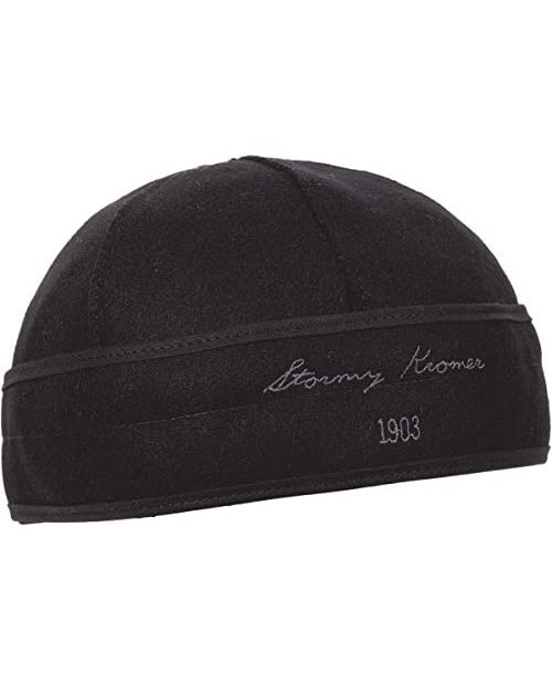 Stormy Kromer The Brimless Cap - Wool Thermal Cap with Pulldown Earband