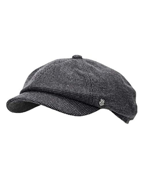 WITHMOONS Newsboy Hat Original Clean Up Adjustable Style Baker Boy Hat MAAD0935