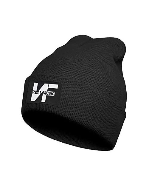 Naruto Unisex Black Beanie Hat Akatsuki Winter Warm Soft Slouchy Knit Fisher Cap for Man Women