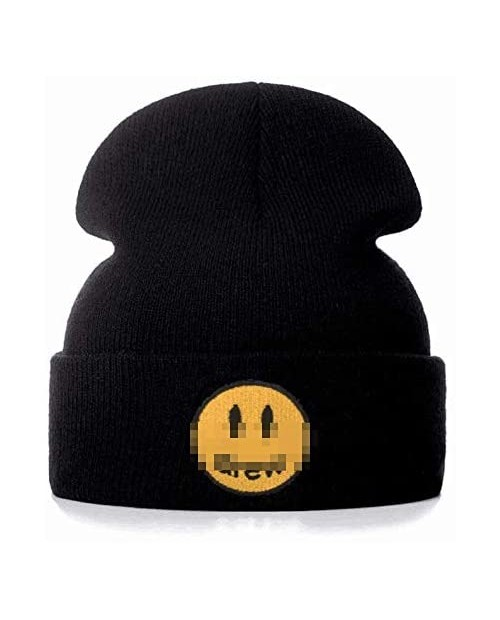 Winter Beanie Knit Hats for Men & Women Cold Weather Stylish Skull Cap