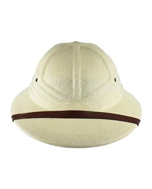 NOVELTY GIANT WWW.NOVELTYGIANT.COM Seagrass Pith Safari Jungle Helmet Hat