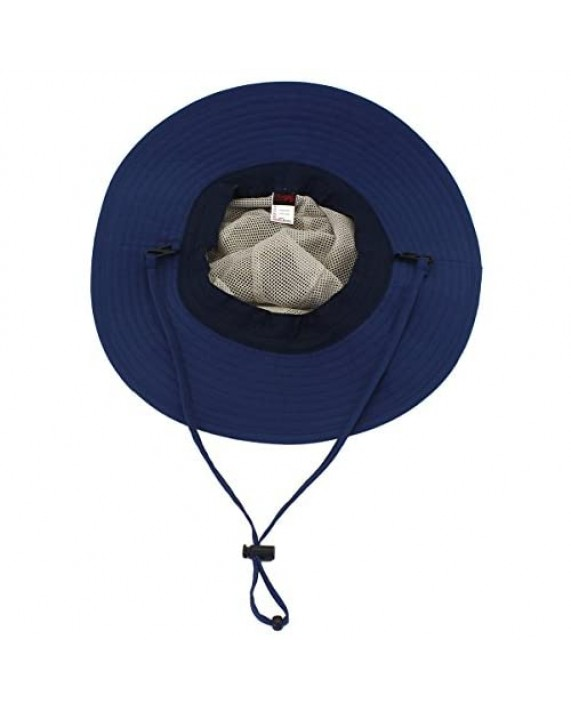 QingFang Unisex Reflective Sunshade hat Bucket Hat UV50+ with Wide Brim for Summer Anti Ultraviolet Cap