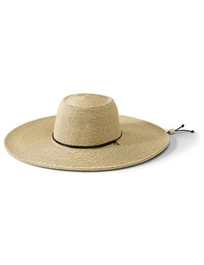 San Diego Hat Company Men's 5 Inc Coffee Sun Hat