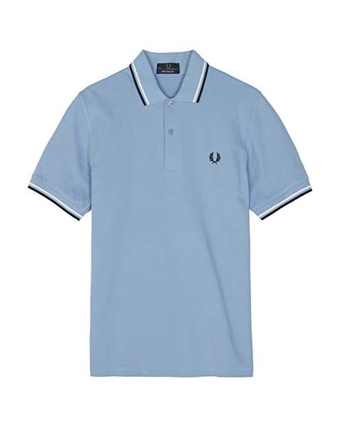 Fred Perry Made in England Twin Tipped Polo Shirt Style M12