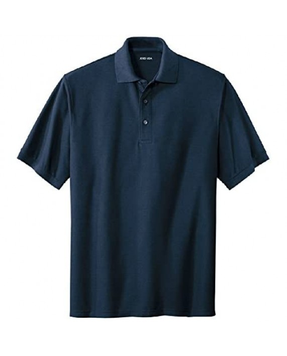 Joe's USA - Mens Classic Polo Shirts in 36 Colors and Sizes: XS-10XL