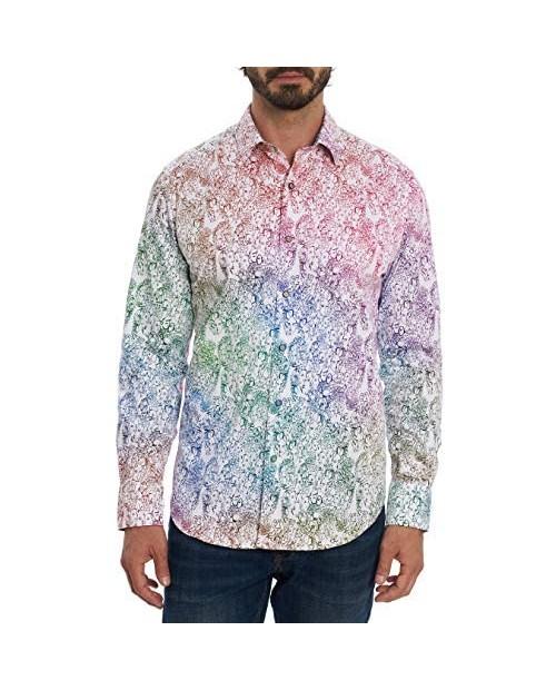 Robert Graham Men's Upsetters L/S Woven Shirt
