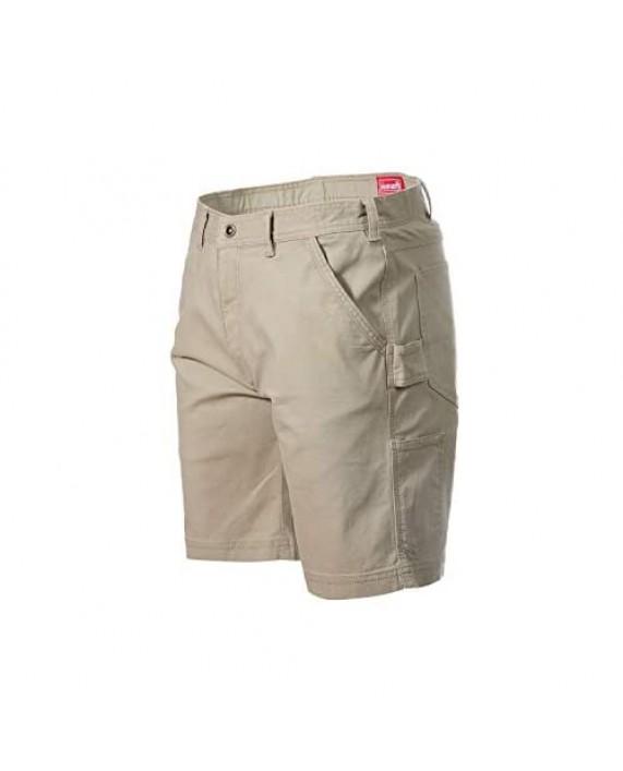 Coleman Stretch Canvas Mens Work Shorts