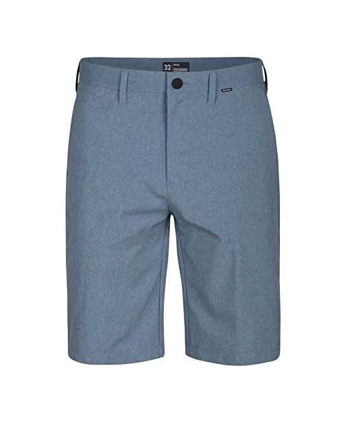 Hurley 943460 Men's Shorts Dri-fit Chino Heather