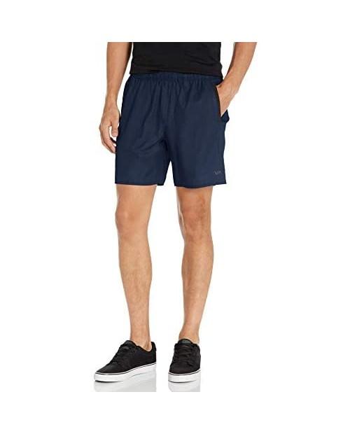 RVCA mens Yogger Stretch Shorts Midnight Small US