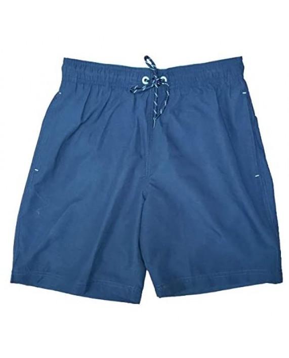 George Clothing Blue Cove All Guy Swim Short Trunks