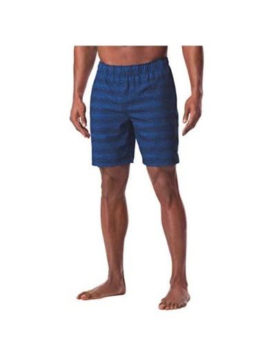 Speedo Men's Volley Swim Short Solid Color Block Trunks