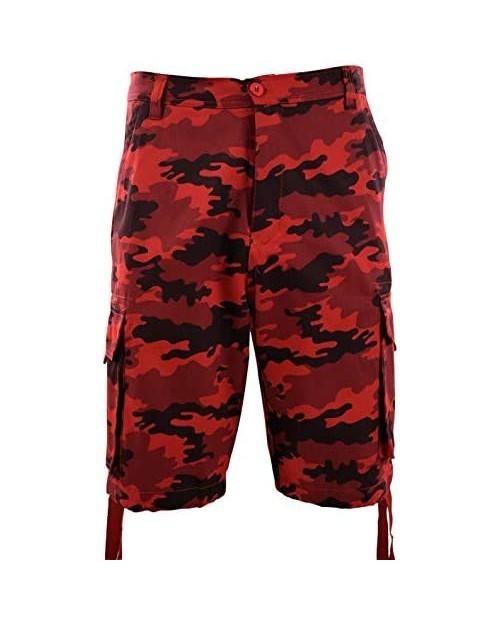 ChoiceApparel Mens Cargo and Non-Cargo Casual Shorts