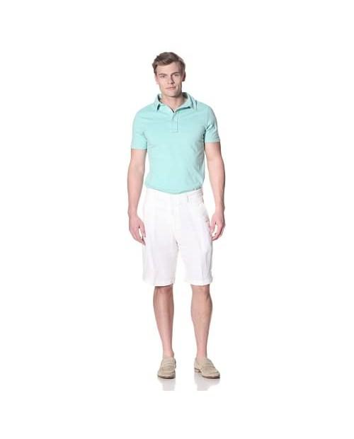 Cubavera Men's Linen-Blend Cargo Short