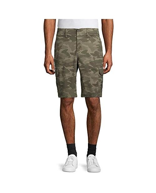 George Clothing Desert Camo Above The Knee Cargo Shorts