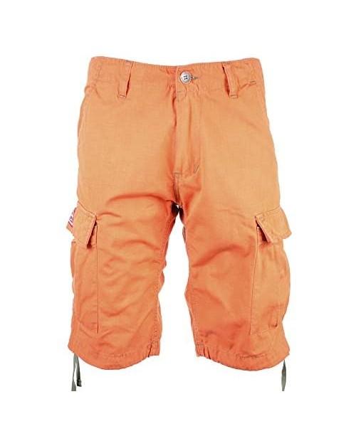 Molecule Men's Regular Fit Original Railers Cargo Shorts - Lightweight Cotton